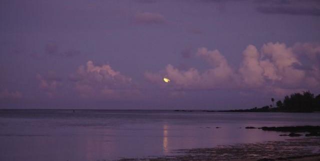 levé lune